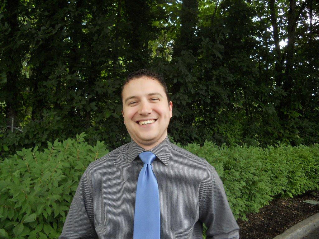 Image of doctor Joshua Reese